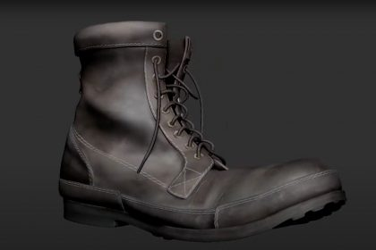 Aaron McArdle - 3D Boot